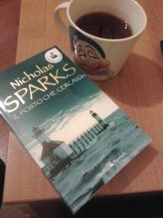 Niente di meglio che libro e tisana calda *.* #nicholassparks#autorepreferito#tisanacalda#superrilassante ♥