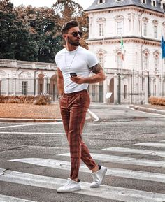 7 Stylish Outfit For 2020 .Feat (Alex Costa, One Dapper Street) Smart Casual Men, Casual Wear For Men, Suit Fashion, Mens Fashion, Fashion Outfits, Fashion Menswear, Casual Outfits, One Dapper Street, Ootd Men