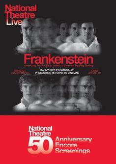 Directed by Danny Boyle, Frankenstein stars Benedict Cumberbatch and Jonny Lee Miller