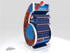 Pepsi & Babyfine (Gondolas) on Behance