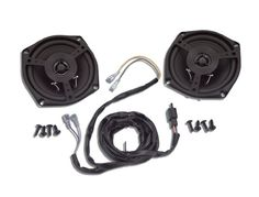 Show Chrome Accessories 52717 TwoWay Rear Speaker Kit *** Click on the affiliate link Amazon.com on image for additional details.