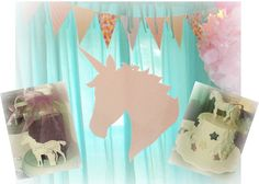 Unicorn Birthday Party: Guest Post by Different Dog - livelaughrowe.com