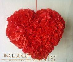 pinata Constanta - pinata inima pentru nunta Constanta - 0728955745