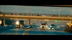 Transformers 1 - Combat Sur L'Autoroute (Scène Mythique)