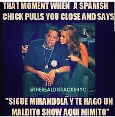 Latinas be like..