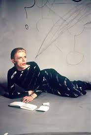 David Bowie by Steve Schapiro, 1975