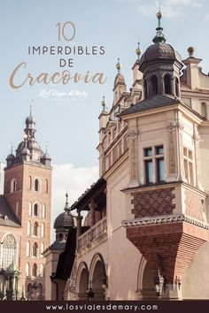 Aquí les dejo: los 10 imperdibles de Cracovia, que no se deben perder por nada! #ImperdiblesCracovia #Cracovia #Polonia #Viajar #Krakow #Poland Places Ive Been, Places To Go, Krakow Poland, Eurotrip, All Over The World, Travel Pictures, Travel Guides, Taj Mahal, Beautiful Places
