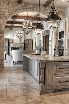 Rustic Italian Tuscan Style for Interior Decorations 24 Rus., Rustic Italian Tuscan Style for Interior Decorations 24 Rus. House Design, House, Italian Home, House Styles, New Homes, House Interior, Mediterranean Homes, Home Interior Design, Rustic House