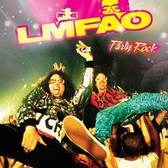 Lmfao Party Rock Album Cover