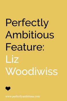 Are you a fan of the Reflecting Beautiful blog? Click on the link to read more about Liz Woodiwiss, the owner, herself!