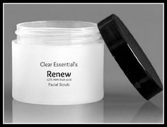Renew, Facial Scrub with 12% Fruit Acids (AHA) by ClearEssential. $20.00. balances oily and dry skin zones to improve texture and tone. 2 oz of handmade vegan facial scrub with 12% fruit acids complex. intensive exfoliating cleanser that renews skin for healthy glow. phthalate & paraben free and guaranteed no petroleum byproducts. Renew and smoothen your skin with this fruit acid packed face scrub. This facial scrub exfoliates with the power of 12% fruit acids (AHA) and all-nat...
