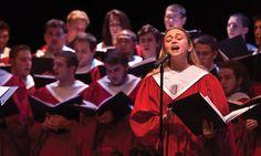 #SHU #students #events #choir #performingarts #Edgerton