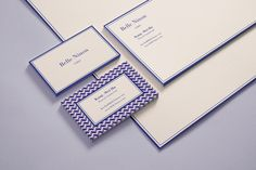 Belle Ninon - New Brand Identity System by Chateau Batard, via Behance