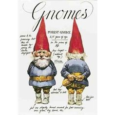 Gnomes: Thirtieth Anniversary Edition