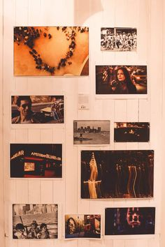 Inspiration Board from Emmanuel Benbihy, Film Producer