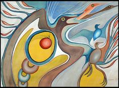 NORVAL MORRISSEAU BLOG: Honouring Eddy Cobiness