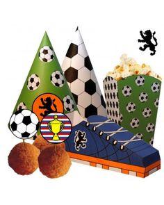 Voetbal feestpakket