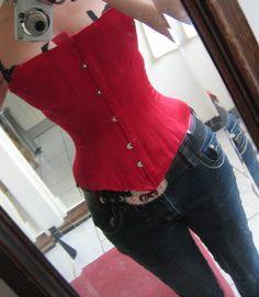 corsetto guida making