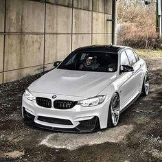 Classy Moded BMW