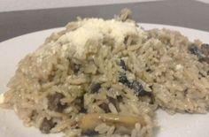 Risotto, Grains, Rice, Ethnic Recipes, Foodies, Seeds, Laughter, Jim Rice, Korn