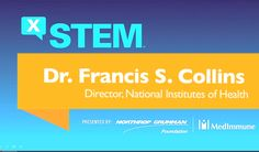 Dr. Francis Collins from the @nihforhealth shares his personal #STEM journey at our X-STEM Symposium. Click to watch