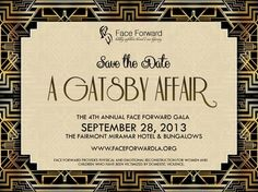 Gatsby Save the Date