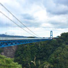 龍神大吊橋。