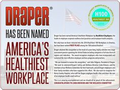 Big news from your friends at Draper!