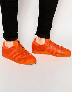 Image 1 of adidas Originals Superstar 80s Reflective Trainers B35386