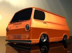 Chevy van 1964