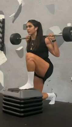 Leg And Glute Workout, Gym Workout Videos, Gym Workouts, Fitness Motivation, Fitness Workout For Women, Physical Fitness, Workout Programs, Encouragement Quotes, Sporty