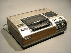 Video grabadoras de los 70's
