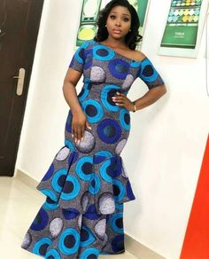 African print maxi dress,ankara maxi dress,African special occasion dress,African clothing for women African Maxi Dresses, Latest African Fashion Dresses, African Print Fashion, African Attire, Ankara Fashion, African Clothes, African Wear, African Outfits, African Lace