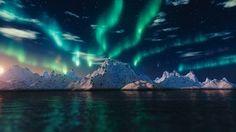 Nordlichter, Aurora Borealis