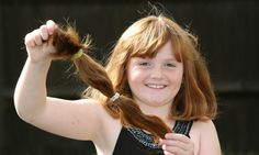 Kind-hearted eight-year-old donates hair to other children in latest fundraising venture (From Darlington and Stockton Times)
