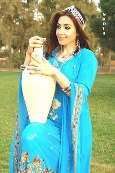 Kurdish girl...the color very nice