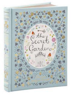 The Secret Garden (Barnes Noble Leatherbound Childrens Classics)