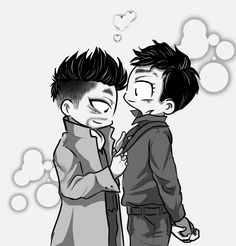 Drawn by Mavitomo … shadowhunters, alexander 'alec' lightwood, magnus bane, the mortal instruments, malec Its A Wonderful Life, Wonderfull Life, Magnus And Alec, Shadowhunters Malec, Alec Lightwood, The Dark Artifices, The Infernal Devices, Book Tv, Shadow Hunters