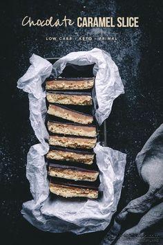 Keto Chocolate Caramel Slice (0)