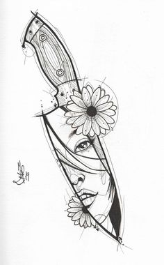 Mike Revolution is creating ilustraciones – Tattoo, Tattoo ideas, Tattoo shops, Tattoo actor, Tattoo art – Tattoo Sketches & Tattoo Drawings Sketch Style Tattoos, Tattoo Design Drawings, Tattoo Sketches, Tattoo Designs, Dark Art Drawings, Pencil Art Drawings, Art Drawings Sketches, Hipster Drawings, Couple Drawings