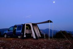 Kangoo Camper Travel Pack