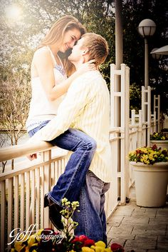 Engagement by Goff Photography, via Flickr