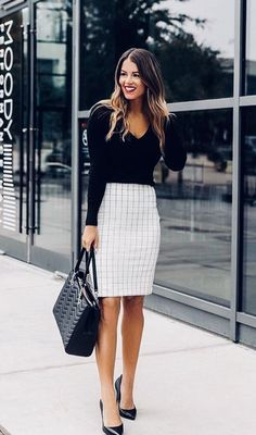 38 Pretty Business Casual Outfits to Your Style Inspiration Business fashion for ladies Summer Work Outfits, Casual Work Outfits, Business Casual Outfits, Professional Outfits, Mode Outfits, Work Casual, Spring Outfits, Fashion Outfits, Casual Blazer