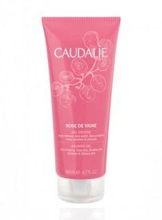 Shower Gel || Rose de Vigne- Enriched w/ Aloe Vera, Rose Leaves, Rhubarb & Musk