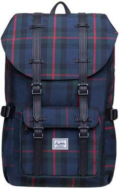 Rucksack mit Laptopfach für Schule, Uni und Freizeit #Laptoprucksack Laptop Rucksack, Camping, Backpacks, Uni, Bags, Fashion, Army, Suitcase, Hiking