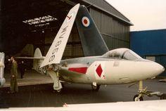 WV856 Hawker Sea Hawk F.G.A. 6   by eLaReF Navy Aircraft, Military Aircraft, Royal Navy, Planes, Fighter Jets, Aviation, British, Sea, Modern