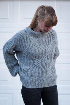 Stines sweater (Opskrift) - Thea Rytter
