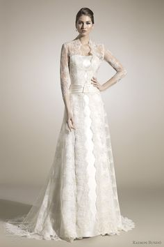 raimon bundo 2012 cecilia wedding dresses Just slightly in love with this dress!!!! :D