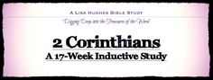 Weekly Bible Study — LISA HUGHES MINISTRIES