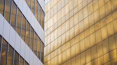 Graphic buildings by Toronto fine art photographer, Ken Jones.
